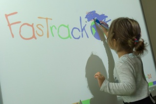 FasTrack English Girl Image