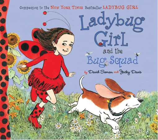 Ladybug Girl and the Bug Squad Book Image