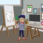FasTrack Camps - Artist Studio