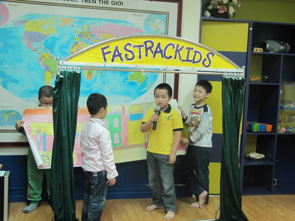 FasTracKids Methodology