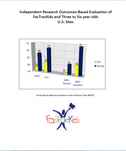 FasTracKids Research Study