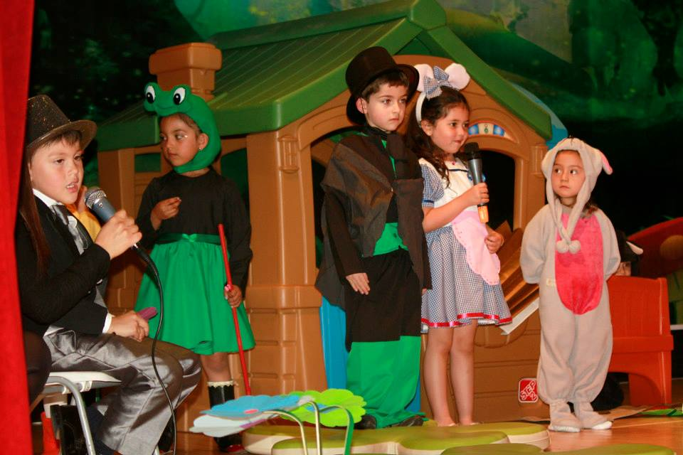 FasTracKids Theatre Image