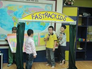 FasTracKids Methodology