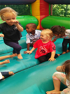 kids birthday celebration