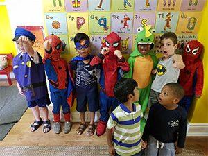 kids dress up party