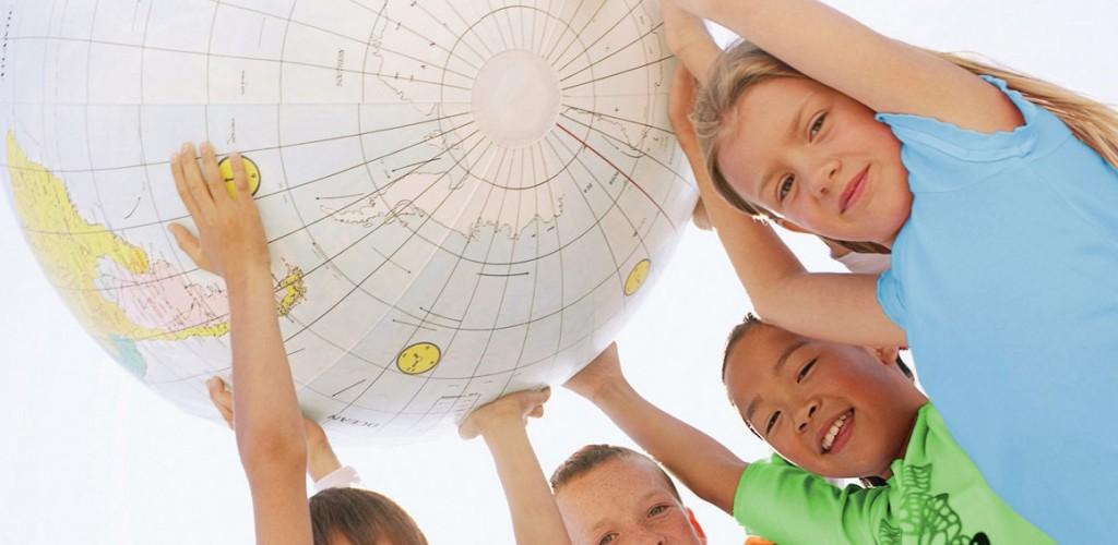 Bilingual Children Image