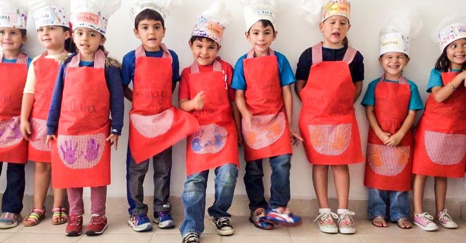 FasTracKids Leon Children Cooking Image