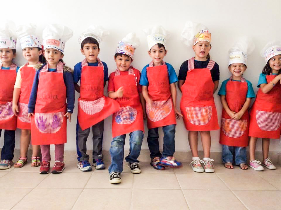 FasTracKids Leon Children Cooking Image