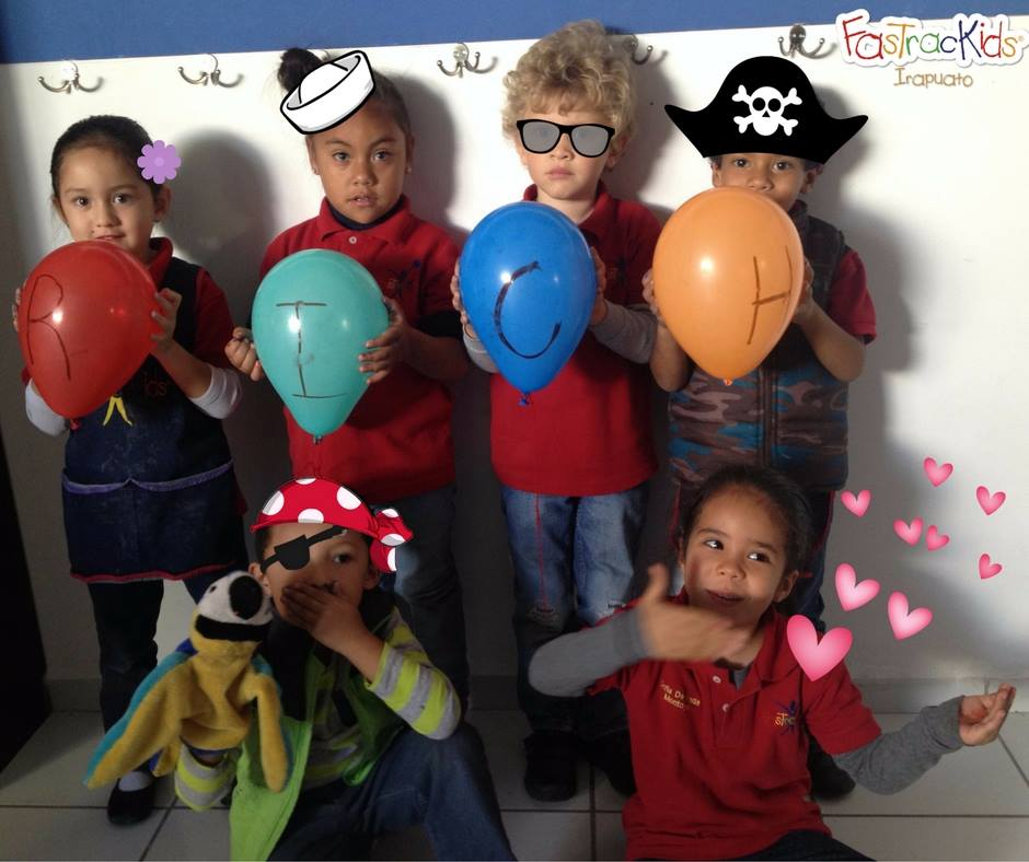 FasTracKids Irapuato Adventures At Sea